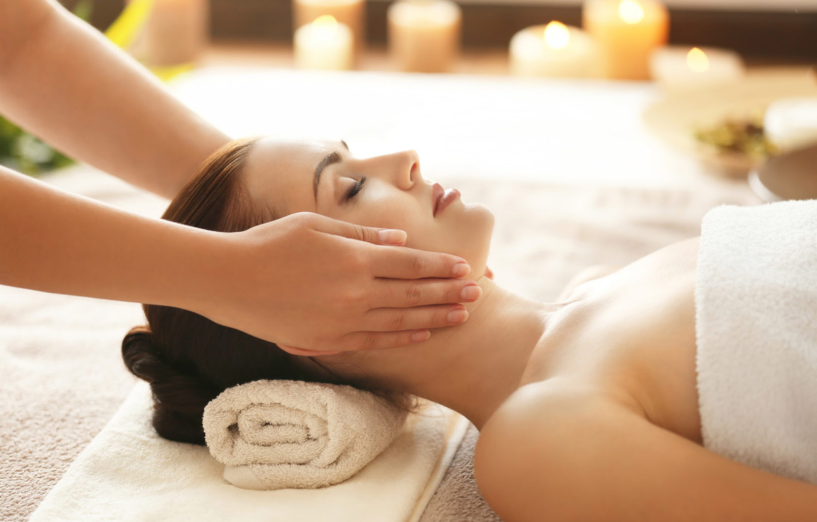 The Platinum Luxury Facial offers dramatic results in one pampering-filled session.