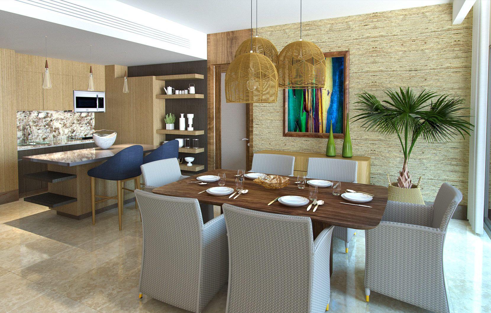 Comodidad y lujo se combinan en las nuevas Jungle Suites.