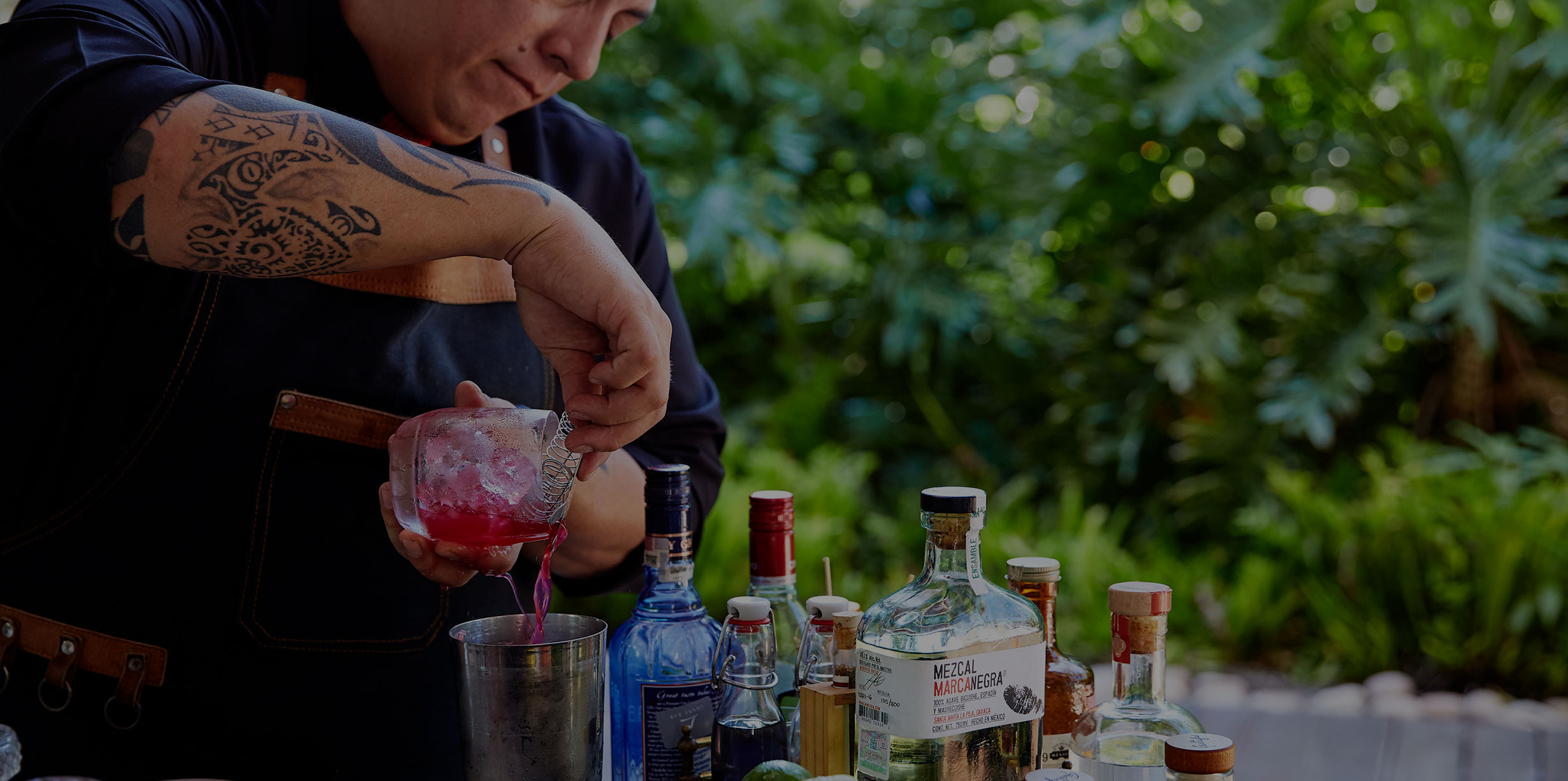 Shaking Things Up: Spotlight on Mixologist Vicente Díaz Salcedo