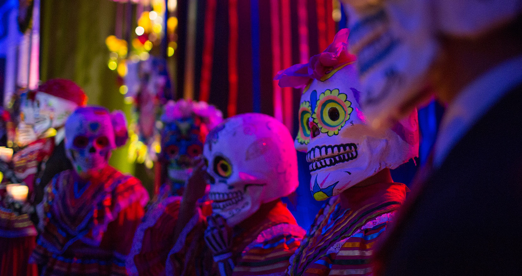 The Vacation of a Lifetime: Fiesta de los Muertos