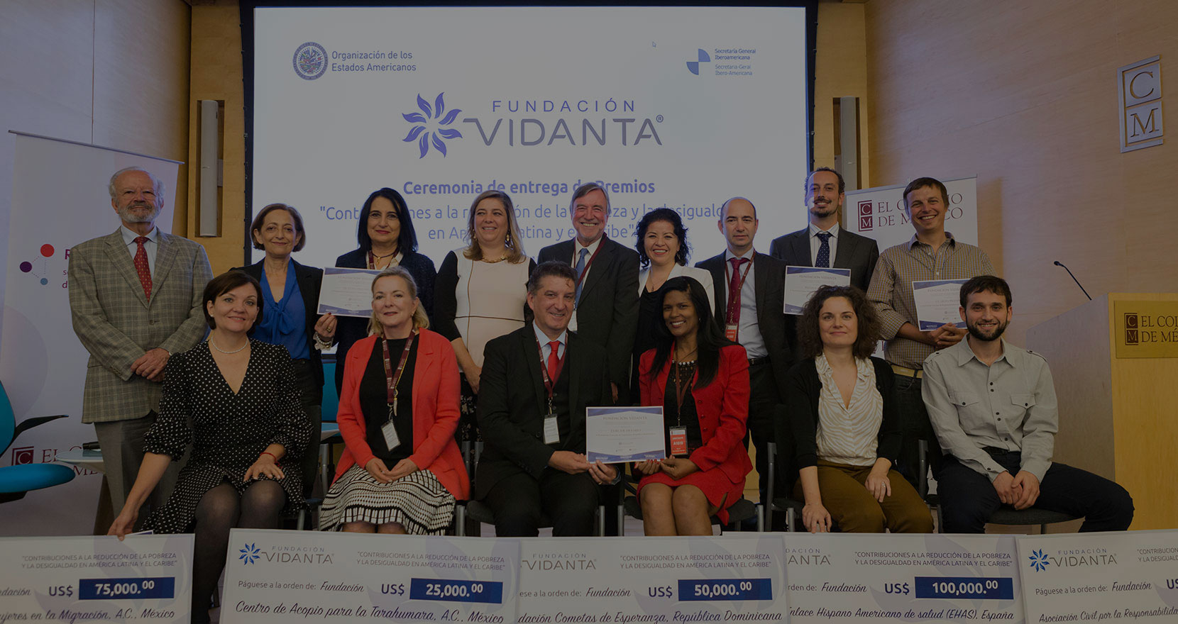 Making the World a Better Place: Winners of the Vidanta Foundation Awards