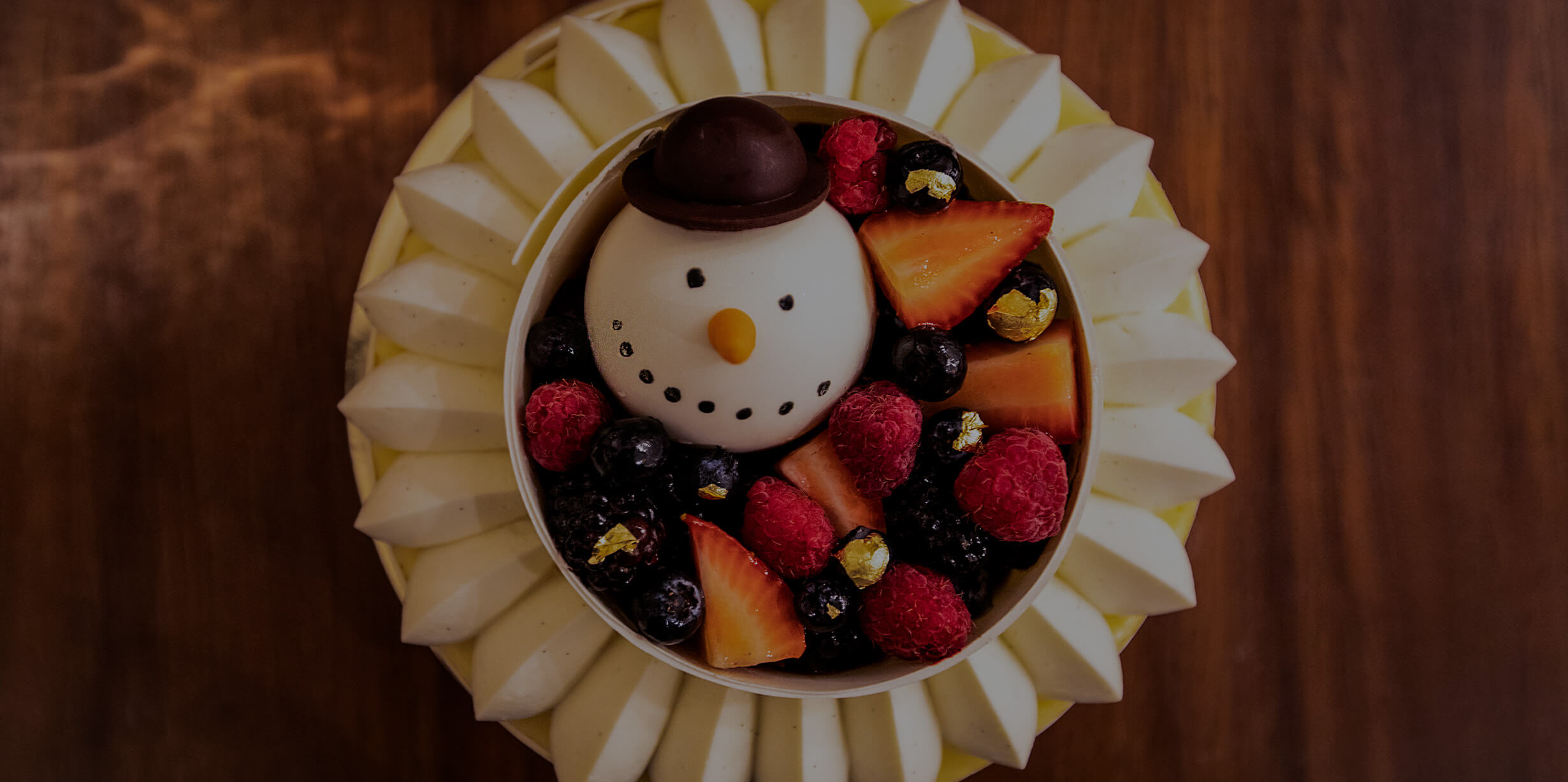 Season's Treatings: A Sneak Peek at Our Holiday Sweets